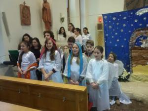 Jasličková pobožnosť 2017 – Lackovce