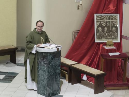 Nový kaplán - dp. Marek Marcin