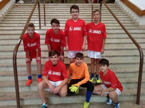 Futsal - finálový súboj, 2016