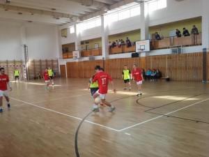 Futsalový turnaj – Sokolej, 2017